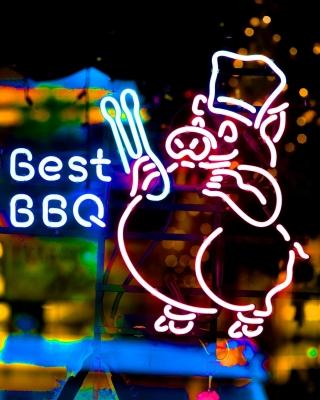Best BBQ Neon Sign