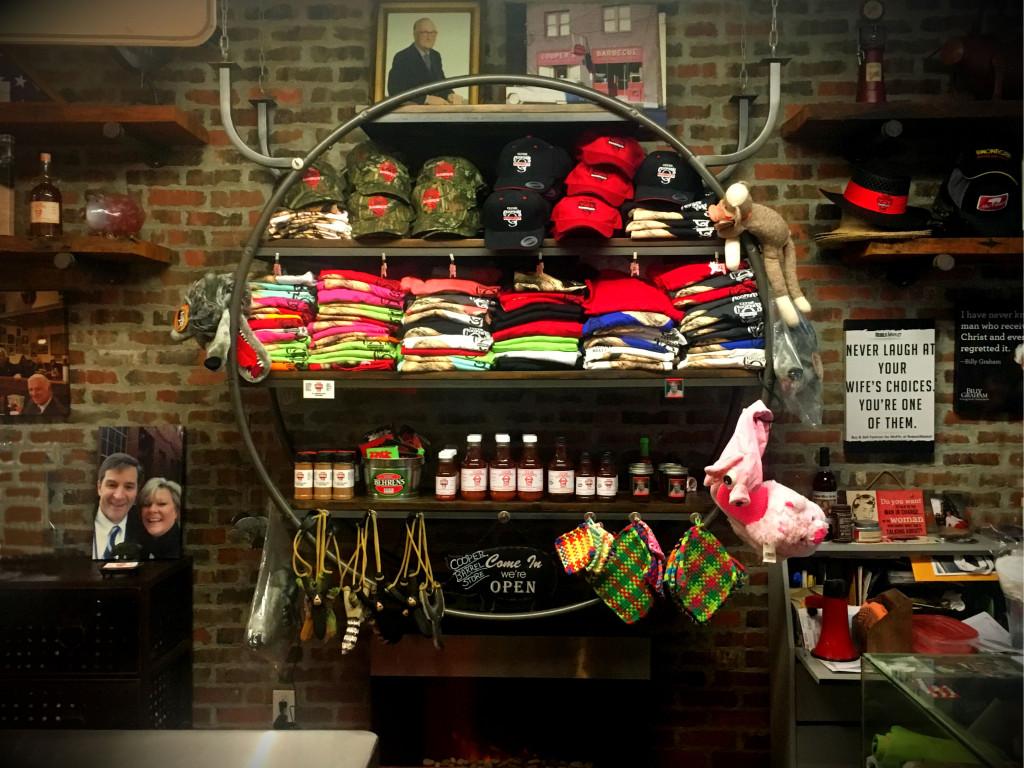 bbq merchandise