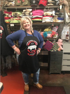 Debbie Wray Holt - Clyde Cooper's BBQ Owner